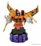 "BU Transformers - Sunstorm - 6"" Bust"