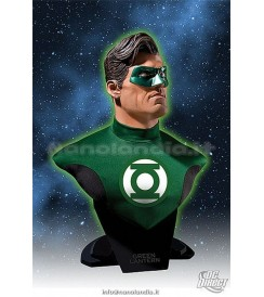 BU DC - Green Lantern - 1/2 Bust