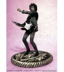 """ST Rock Iconz - Jimi Hendrix Nostalgia Black & White - 9"""" Statue"""