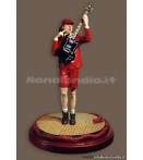 "ST Rock Iconz - Ac/Dc Angus Young - 9"" Statue"