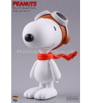 "VS Peanuts - Flying Ace Snoopy - 4"" Vinyl Statue"