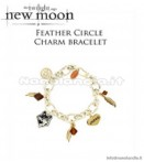 TWILIGHT NEW MOON -CHARM BRAC FEATHER-