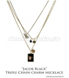 TWILIGHT NEW MOON -TRIPL CHARM NECK JAC