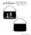 TWILIGHT NEW MOON -FABRIC WALLET BEL&ED