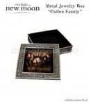 TWILIGHT NEW MOON -METAL JEWL BOX CULLE