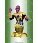 øHEROES OF THE DCU S.2 SINESTRO BUST