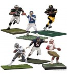 "AF NFL Legends 6 - 6"" Figures Case (8)"