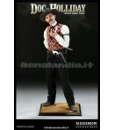 ST Doc Holliday - 1/4 Statue