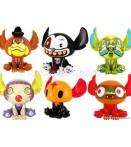"""VT Walt Disney - Disney Stitch S.2 - 5"""" Vinyl Toys Set (6)"""