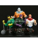 "BU Marvel - Wrecking Crew - 7"" Busts (4)"