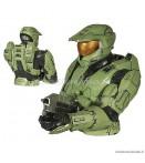 "BA Halo - Spartan Mark VI - 8"" Bust Bank"
