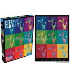 PU Elvis 75th Anniversary - Puzzle