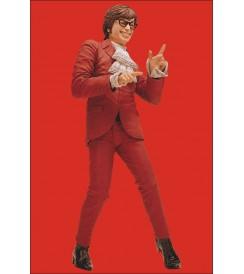 """AF Austin Powers S.1 - Austin Powers - 6"""" Figure"""