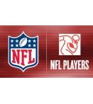 """AF NFL 24 - 6"""" Figures Set (8)"""