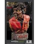 "BU Michael Jackson - Thriller - 7"" Bust"