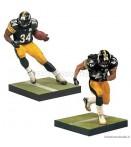 "AF NFL - Troy Polamalu and Rashard Mendenhall - 7"" Figures 2-Pac"