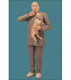 "AF Austin Powers S.1 - Dr. Evil - 6"" Figure"