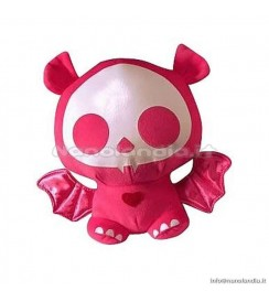 "PL Skelanimals Lovestruck - Diego (Bat) - 8"" Plush"