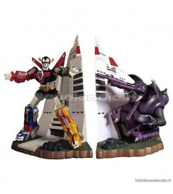 "BE Voltron Lion Force - 10"" Bookend"