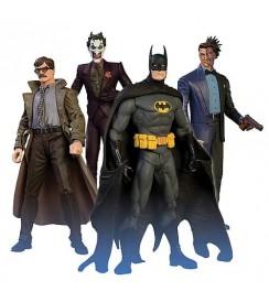 "AF Batman Legends Of The Dark Knight - 7"" Box Set (4 Figures)"