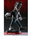 "VS The Dead - Mort Dressed to Kill - 10"" Vinyl Statue"