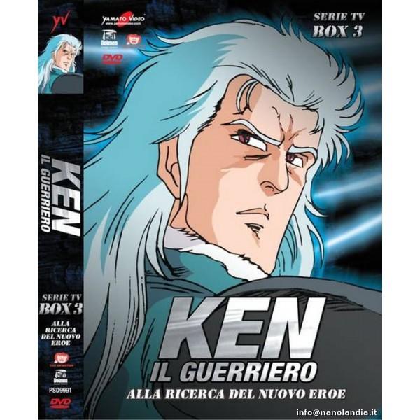 Ken il guerriero serie completa episodi ita