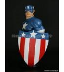 "BU Marvel - Captain America - 7"" Bust"