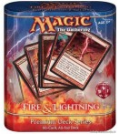 MG Fire & Lightning - Premium Deck ENG