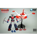 "DC Grendizer and Spacer Metaltech - 5"" Die Cast"