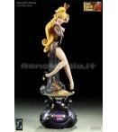 """ST Dragon's Lair - Princess Daphne - 14"""" Statue"""