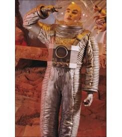 "AF Austin Powers S.2 - Moon Mission Dr. Evil - 6"" Figure"
