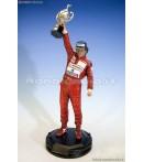 ST F1 - Ayrton Senna 50th Anniversary - 1/6 Statue