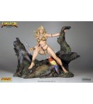 "ST Jungle Girl - Jana - 7"" Statue"