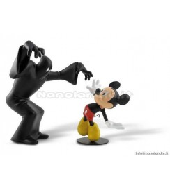 "ST Walt Disney - Mickey Mouse and the Ghost - 8"" Statue"