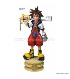 "HK Kingdome Hearts - Sora - 6"" Head Knocker"