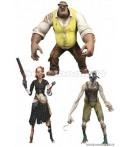 """AF Bioshock S.3 - 7"""" Figures Set (3)"""