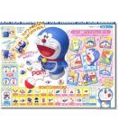 "DC Doraemon - gacha Gacha Doraemon - 6"" Die Cast"