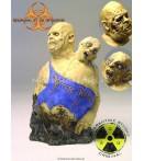 "BU Zombies Unleashed - Vittles Brothers - 6"" Bust"