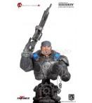 """BU Gears of War - Marcus Fenix - 32"""" Bust"""