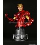 """BU Iron Man - Iron Man Unmasked - 7"""" Bust"""