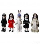 "DO LDD - Living Dead Dolls 13th Anniversary - 10"" Dolls Set (5)"