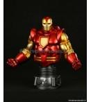 "BU Iron Man - Iron Man Space Armor - 8"" Bust"
