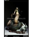 "ST Medusa - 25"" Statue"