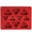 "AP DC - Superman Logo - 4"" Silicon Tray"