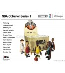 "AF NBA Collectors S.1 - 3"" Figures Display (15)"