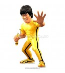 "BRUCE LEE 6"" SERIE 1 BRUCE YELLOW JUMPSUIT"