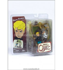 H&B 2 JONNY QUEST WITH BANDIT THE DOG