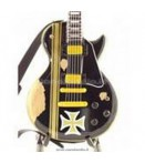 GUITARS METALLICA HETFIELD MALTESE CROSS