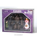 STEAM DETECTIVES 3PVC FIG SET