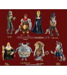 MAXIMO SET DI 8 PCS MINI FIGURES